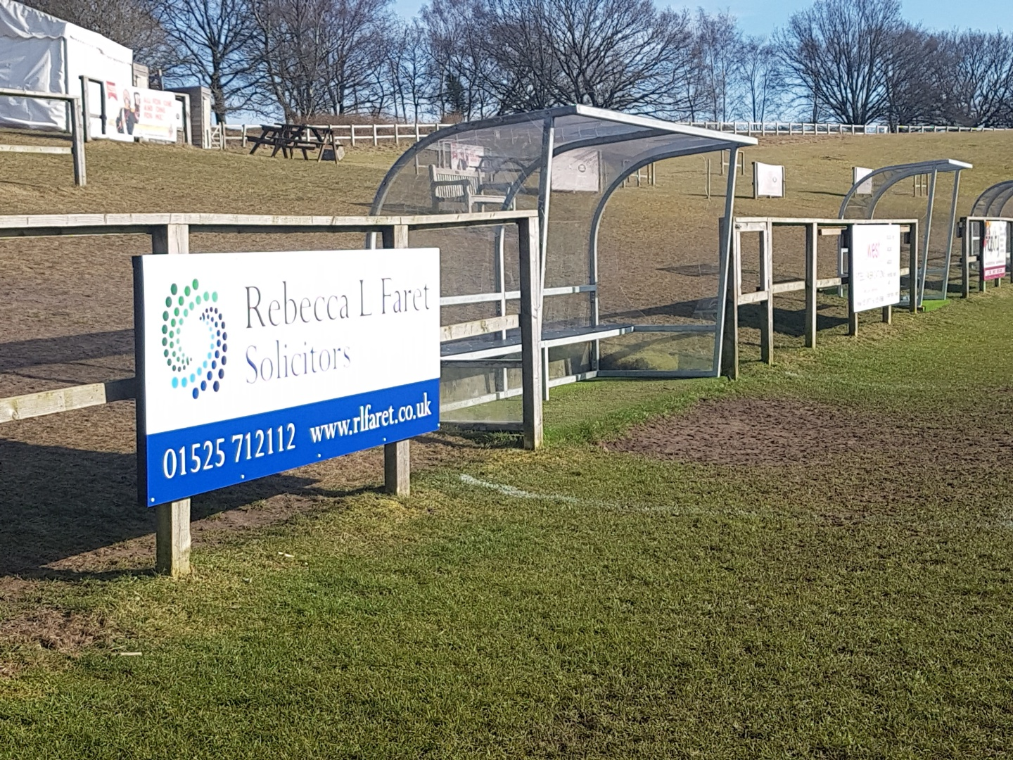rebecca l faret solicitors - ampthill rugby club sponsorship 2
